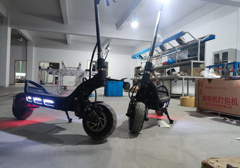 A New Era Of Scooter: The Viper